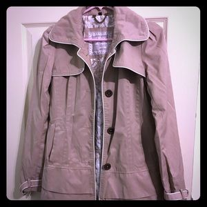 Guess Trench Coat Jacket